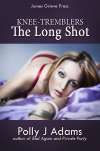 Knee-tremblers 4: The Long Shot by Polly J Adams (cheating husband, adultery, risky sex, casual sex, group sex, orgy, threesomes, erotic fiction, explicit erotica, sex stories, menage, gang bang, gangbang, sexy affairs)