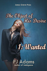 The Object of His Desire 1: Wanted (billionaire, alpha male, erotic romance, english romance, erotica, fifty shades of grey, steamy, super-rich, wealthy lover, 50sog, ex-sex, dominant male, rich lover, sexy romance, explicit romance)